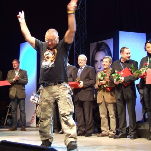 Laureaci nagród w 2010