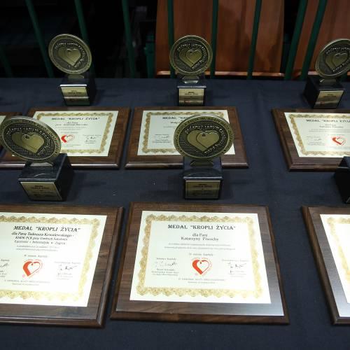 Laureaci nagród w 2012