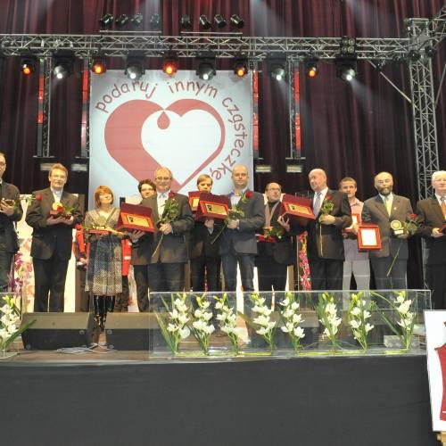 Laureaci nagród w 2009