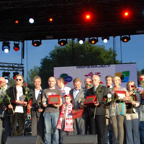 Laureaci nagród w 2011